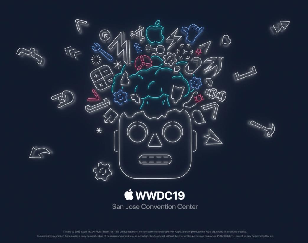 WWDC2019