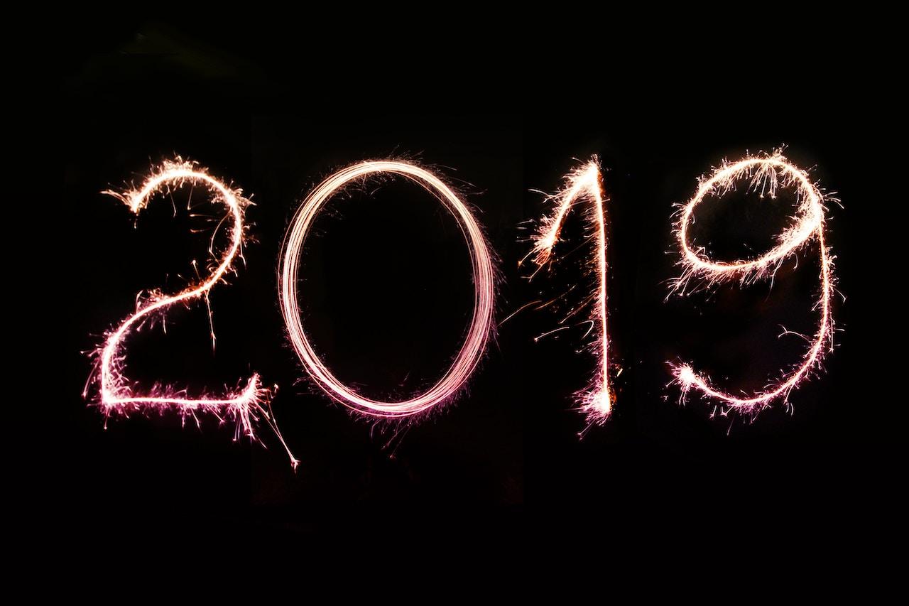 2019年ありがとう
