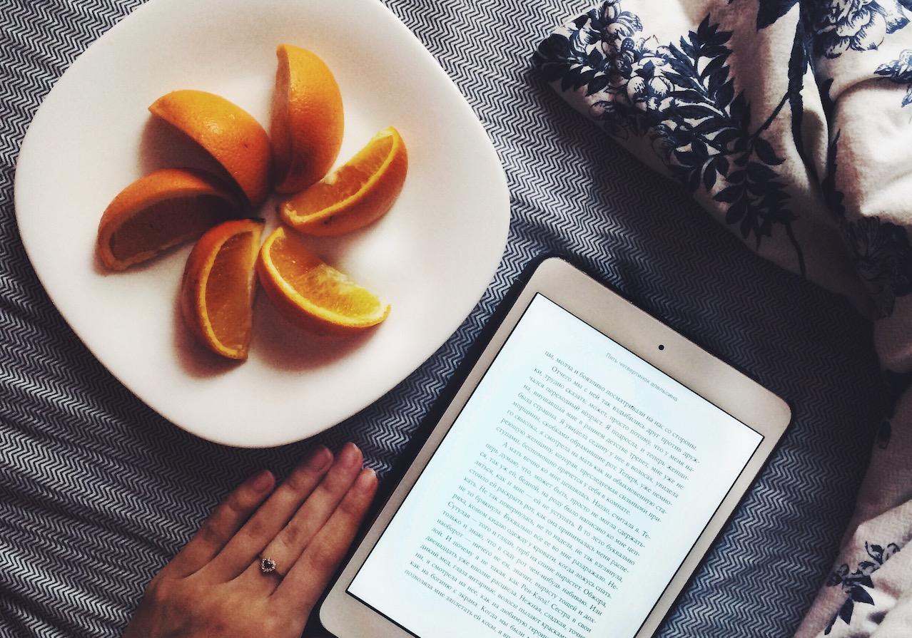 電子書籍か本か